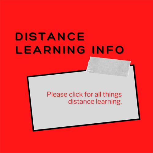 For distance learning Information-click here